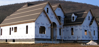 home design with dormers