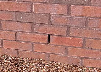 brick weep holes