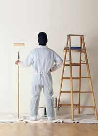 Hrie an insured experienced painter